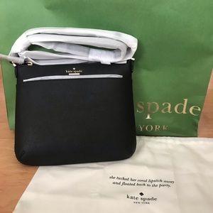 NEW Kate Spade Cameron Street Black Crossbody Bag